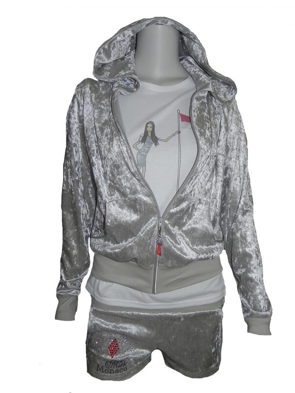 Sand jacketShorts